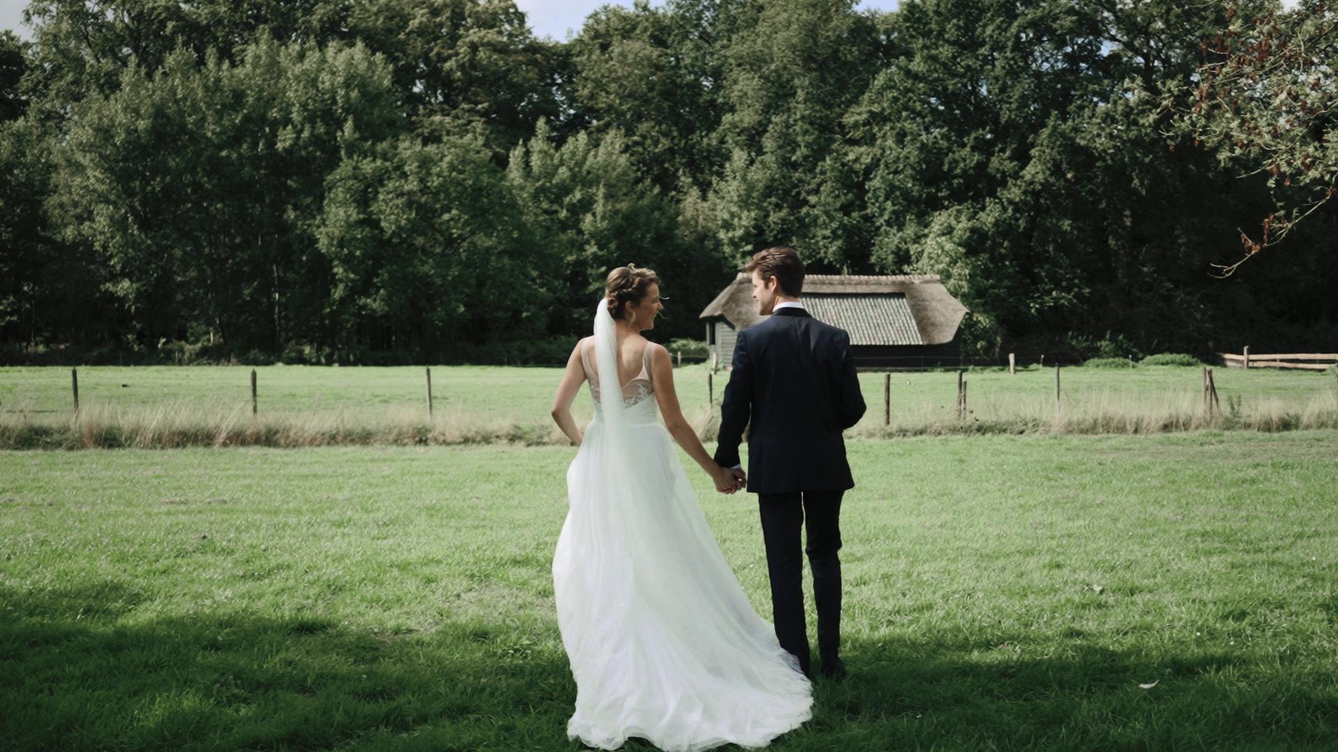 Trouwfilm Utrecht - bruiloft videograaf The Best of Times Films
