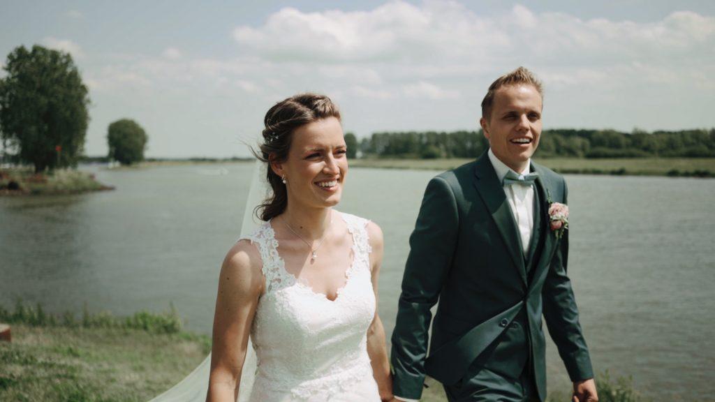 Trouwvideo Utrecht - bruiloft bij kasteel duurstede - the best of tmes films